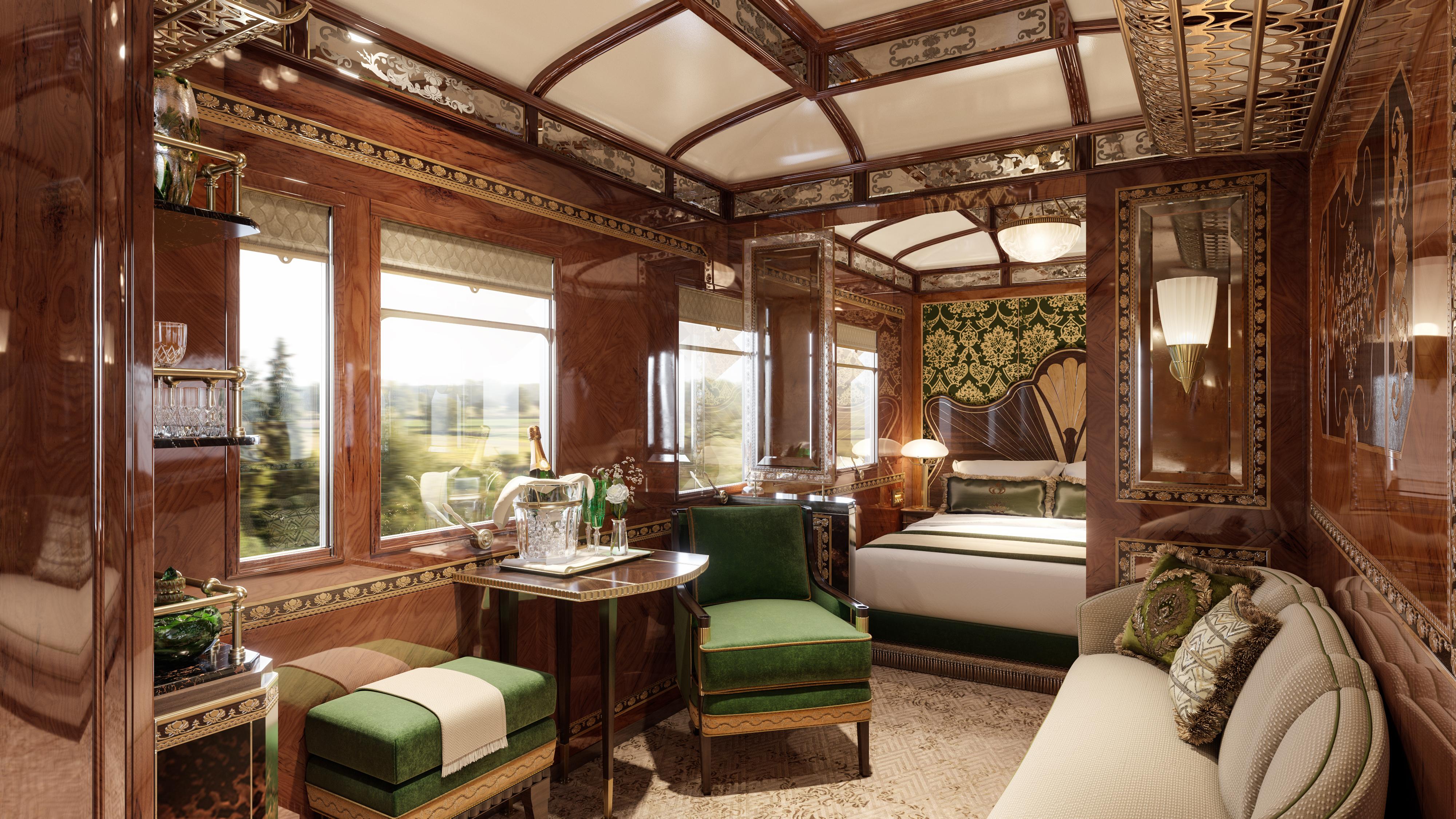 Orient Express - Cabina