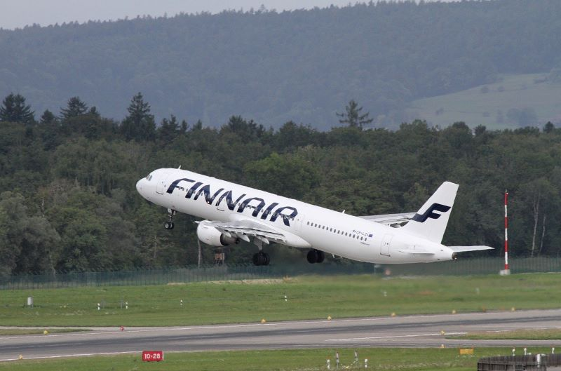Finnair Fires Around 700 Employees Tan