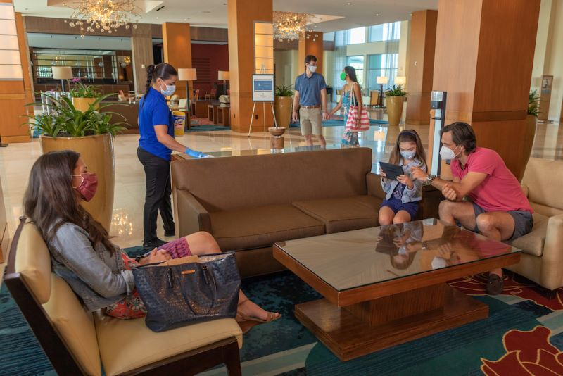 Here are safety measures you can expect at Hilton hotels - TAN