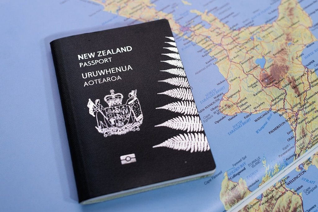 passport new zealand paling berkuasa